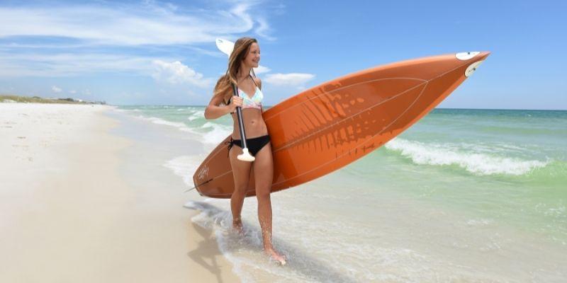 Los mejores lugares para hacer paddleboard en Florida