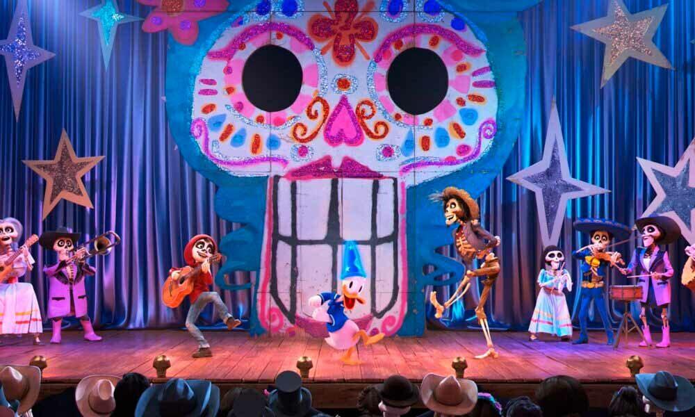 Coco Mickey's PhilharMagic