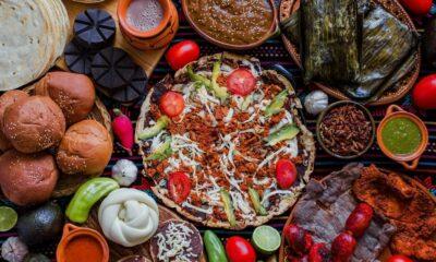 5 platillos de la gastronomía de Oaxaca