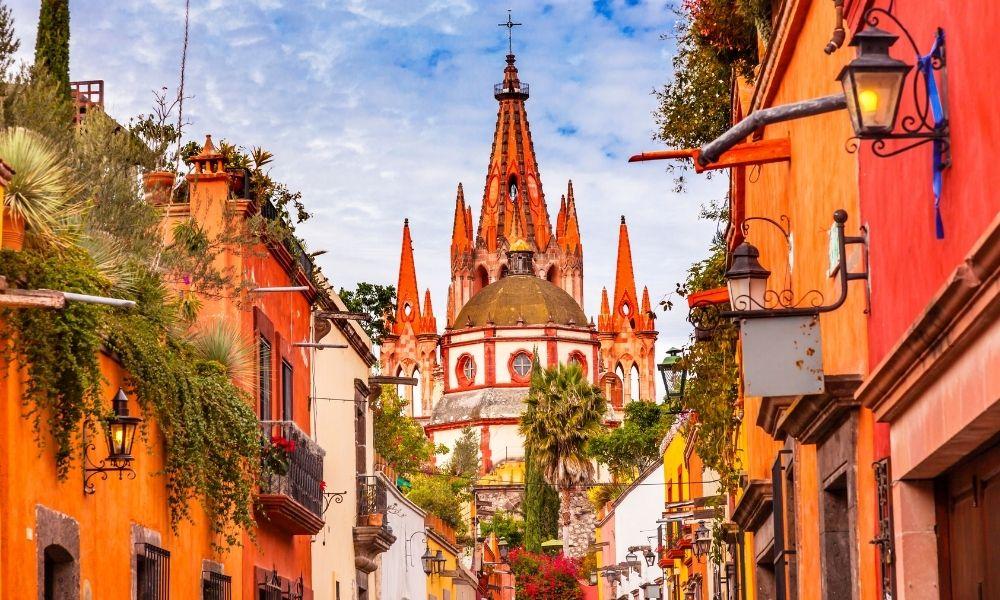 San Miguel de Allende, un destino ideal para reuniones