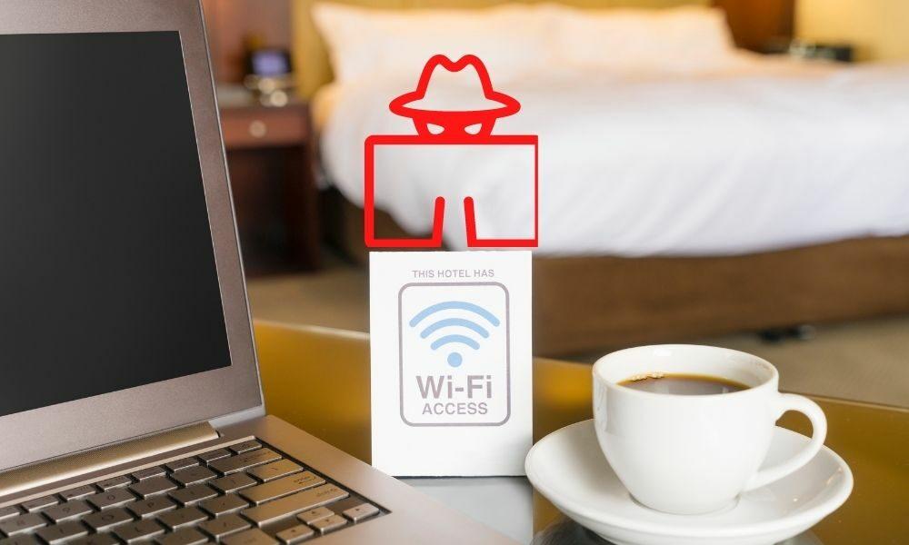 wifi hoteles peligroso