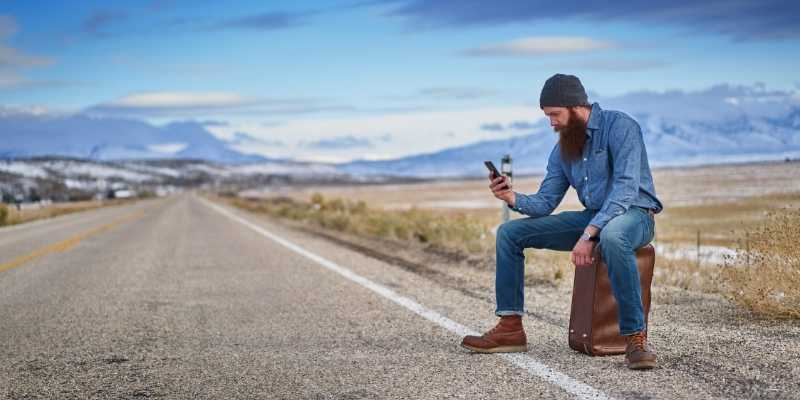 Aplicaciones para viajeros distraidos